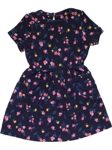 Dress girl NUTMEG blue 5 years summer #27836_1
