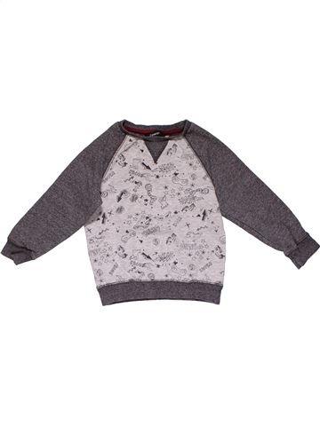 Sweatshirt boy GEORGE white 2 years winter #27843_1