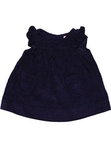 Dress girl BABY GAP black 3 months summer #27901_1