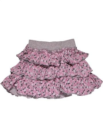 Skirt girl MATALAN purple 5 years summer #27904_1
