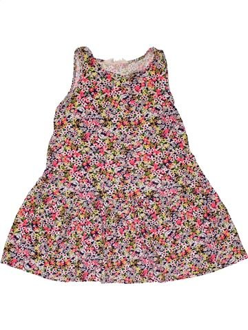 Dress girl H&M pink 8 years summer #27910_1