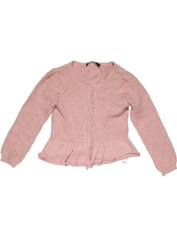 Sweatshirt girl GEORGE pink 5 years winter #28126_1