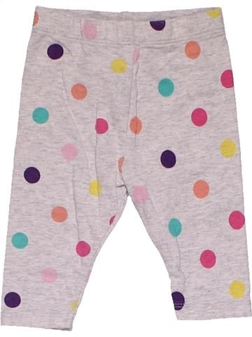 Leggings girl MOTHERCARE pink 3 months summer #28480_1