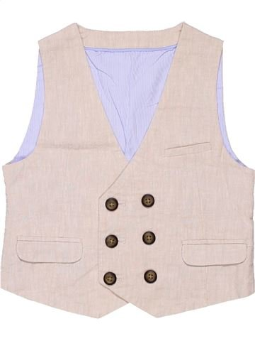 Vest boy MARKS & SPENCER purple 3 years summer #2859_1