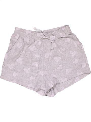 Short pants girl YD white 9 years summer #28616_1