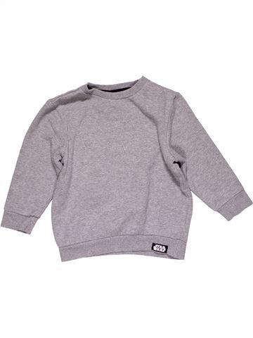 Sweatshirt boy STAR WARS purple 5 years winter #28729_1
