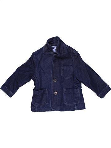 Jacket girl NEXT blue 18 months winter #28742_1