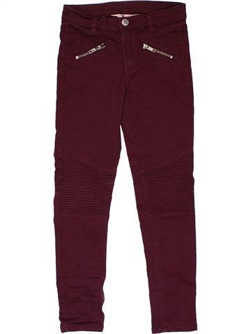 Trouser girl H&M brown 9 years winter #28768_1