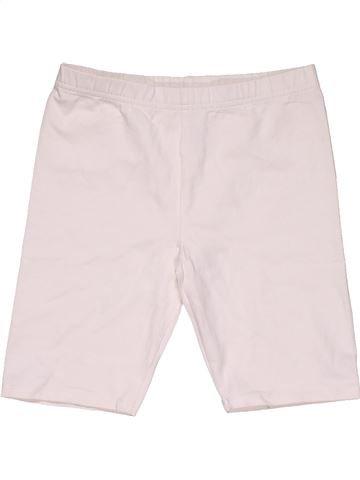 Short pants girl GEORGE white 12 years summer #28788_1