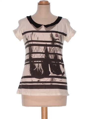 Short Sleeve Top woman BERSHKA S summer #28823_1
