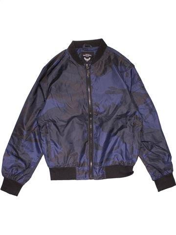 Jacket girl BRAVE SOUL blue 10 years winter #28959_1