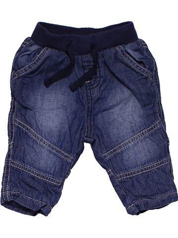 Jeans boy TU blue 3 months summer #29327_1