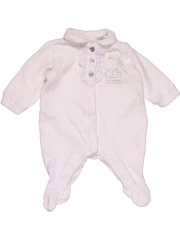Long jumpsuit girl NO BRAND white 1 month winter #29374_1