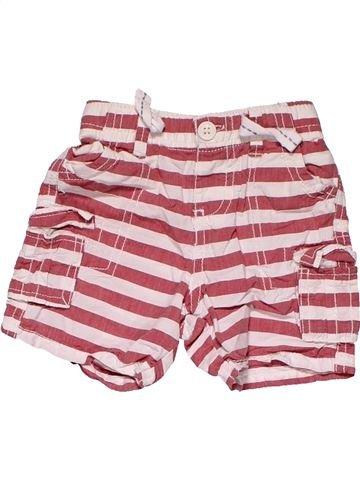 Short pants boy NUTMEG purple 9 months summer #29489_1