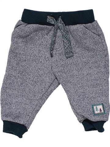 Trouser boy F&F gray 3 months winter #29558_1