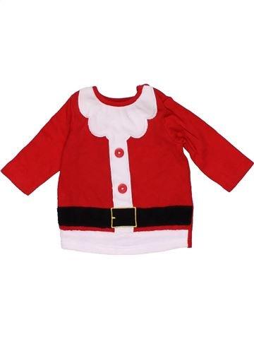 Sweatshirt boy F&F red 1 month winter #29666_1