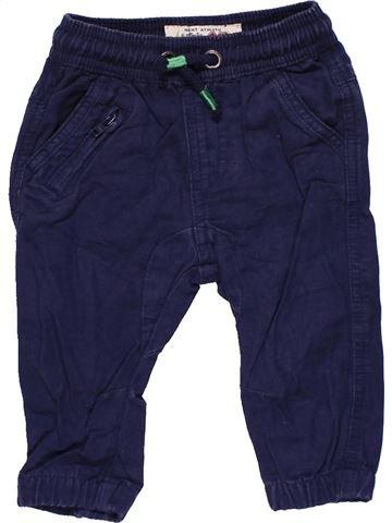 Trouser boy NEXT blue 9 months winter #29687_1