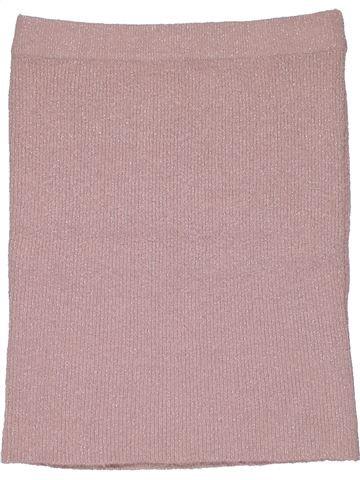 Skirt girl RIVER ISLAND pink 10 years winter #29790_1