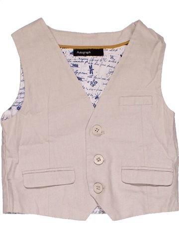 Vest boy MARKS & SPENCER pink 2 years summer #29896_1
