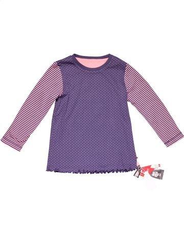 Sweatshirt girl SIGIKID purple 7 years winter #29962_1