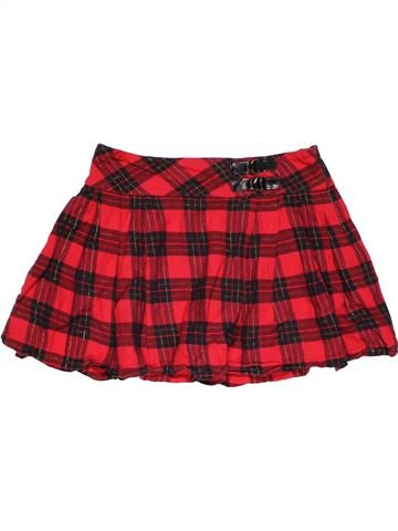 Skirt girl F&F red 14 years summer #30013_1