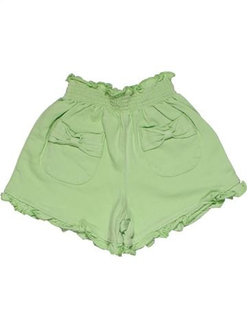 Short pants girl MOTHERCARE green 2 years summer #30290_1