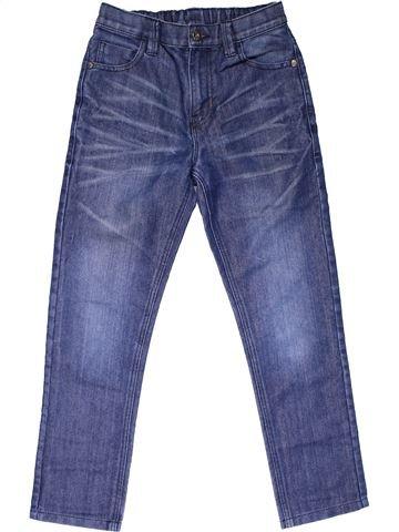Jeans boy NEXT blue 10 years winter #30294_1