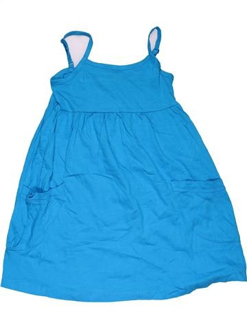 Dress girl YD blue 9 years summer #30388_1