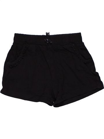Short pants girl TU black 6 years summer #30447_1