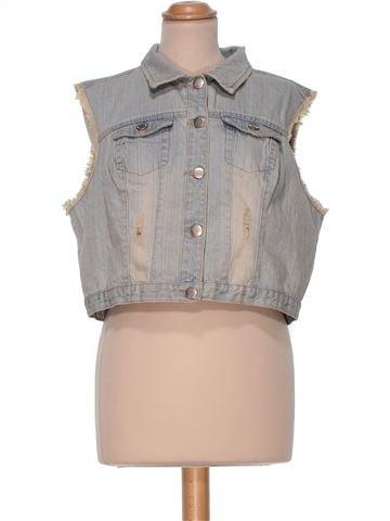 Jacket woman DENIM UK 14 (L) summer #30923_1
