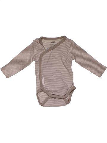 Long jumpsuit unisex H&M beige 3 months winter #31087_1