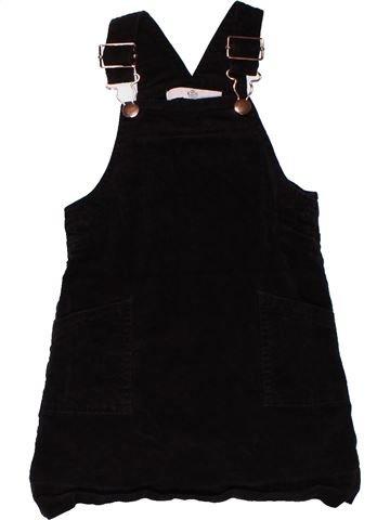 Dress girl MARKS & SPENCER black 3 years summer #31092_1