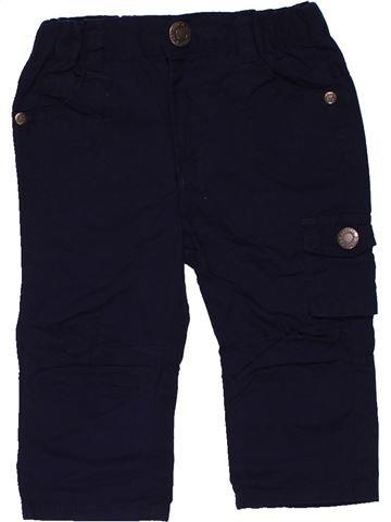 Trouser boy PRENATAL black 6 months summer #31112_1
