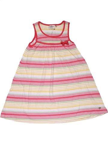Dress girl TOM TAILOR purple 7 years summer #31280_1