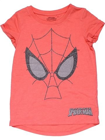 Short sleeve T-shirt girl NEXT pink 5 years summer #31282_1