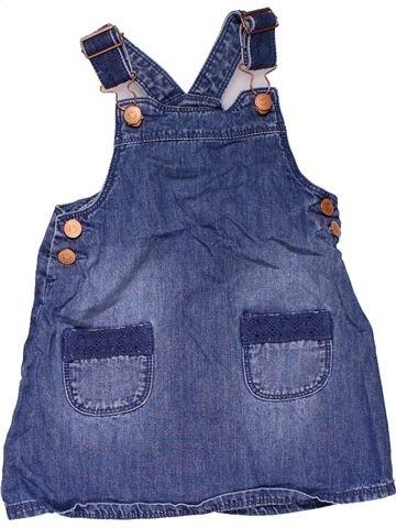 Dress girl MATALAN blue 3 years summer #31301_1