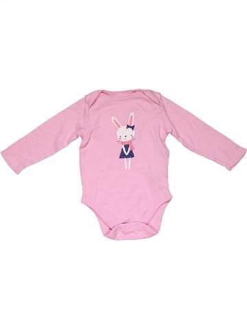 Long jumpsuit girl F&F pink 9 months winter #31317_1
