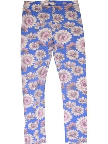 Leggings girl MARKS & SPENCER white 10 years summer #31326_1