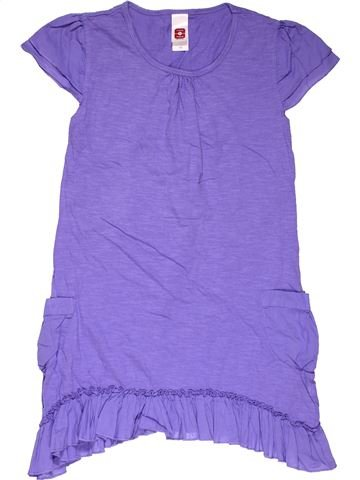 Dress girl C&A purple 13 years summer #31365_1