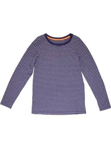 Long sleeve T-shirt boy MARKS & SPENCER purple 14 years summer #31375_1