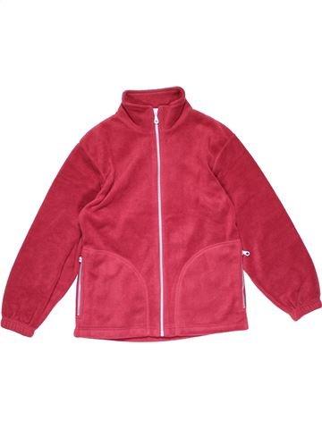 Sweatshirt girl SCHOOL TRENDS pink 10 years winter #31518_1