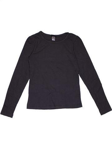 Long sleeve T-shirt girl H&M black 14 years summer #31536_1