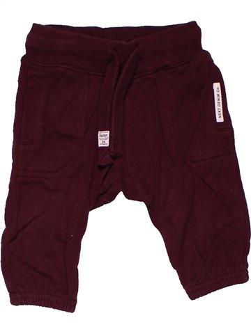 Trouser boy NEXT brown 6 months winter #31646_1