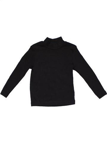 Long sleeve T-shirt unisex GEORGE black 2 years winter #31648_1