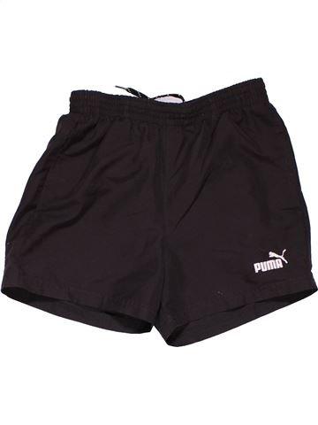 Short pants boy PUMA brown 10 years summer #31724_1