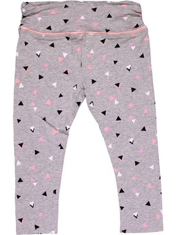 Leggings girl TU gray 8 years winter #31796_1