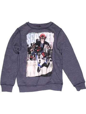 Sweatshirt boy NEXT blue 9 years winter #31815_1