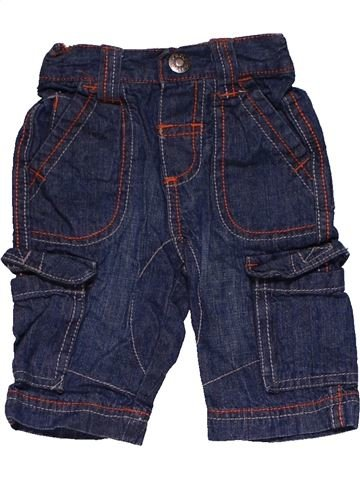 Jeans boy EARLY DAYS blue 3 months winter #31873_1