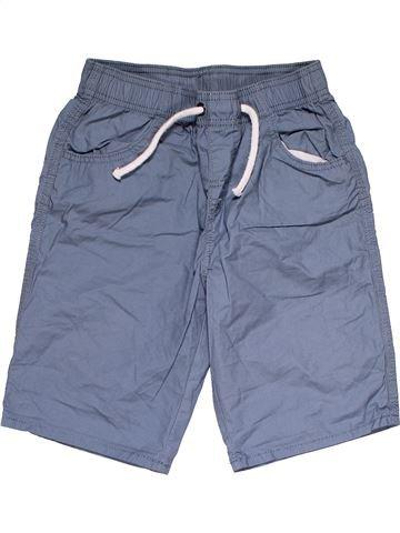Capri pants boy TU blue 10 years summer #31894_1
