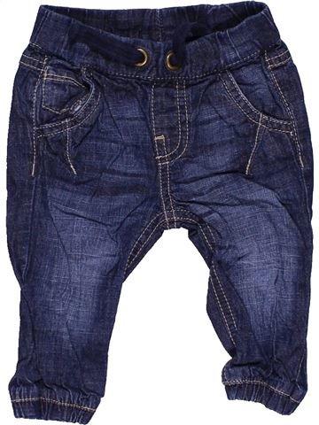 Trouser unisex F&F blue 6 months winter #31928_1
